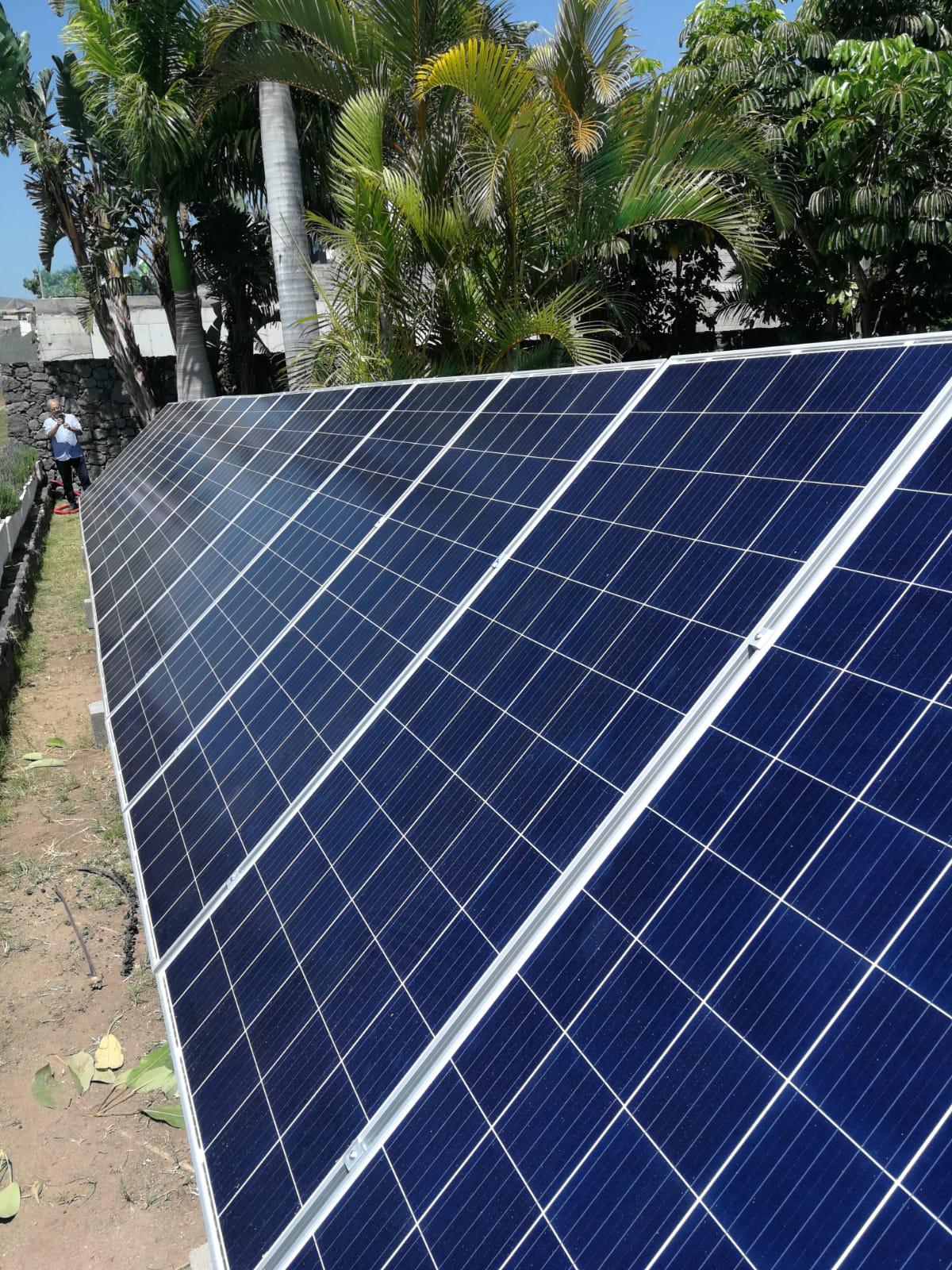 Instalación fotovoltaica 5kw - Telde El Cortijo