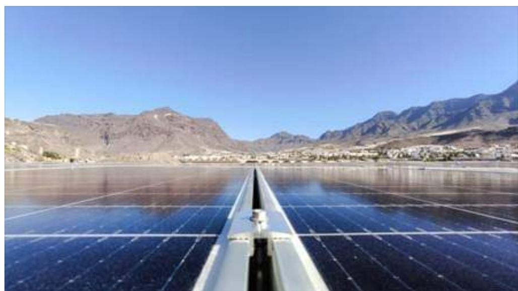 Instalación fotovoltaica 44kw - La Aldea